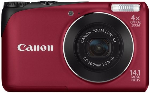 Canon A2200 Red