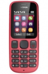NOKIA 101 Coral Red