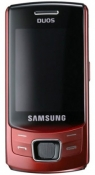 SAMSUNG  C6112 Red