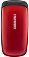SAMSUNG  E1310 M cherry red