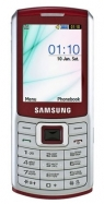 SAMSUNG  S3310 Rose red