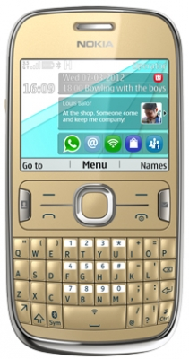 NOKIA 302 Colden Light