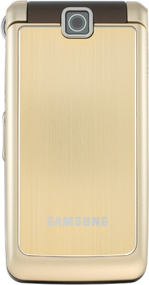 SAMSUNG  S3600i Luxury Gold