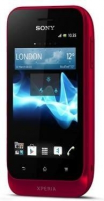 Sony Ericsson ST21i Xperia tipo Deep Red