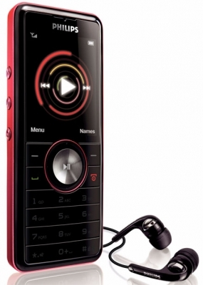 PHILIPS  M600 Red