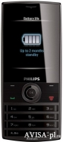 PHILIPS  X501 Black