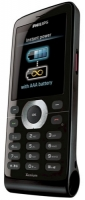 PHILIPS  X520 Infiniti black
