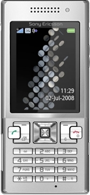 Sony Ericsson  T700 Shining silver