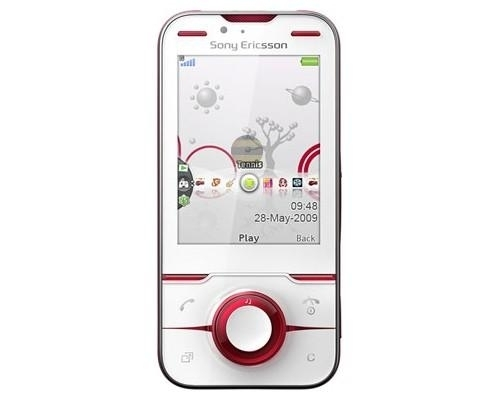 Sony Ericsson  U100i Metal Rose