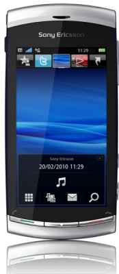 Sony Ericsson  U5i Galaxy blue