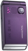 Sony Ericsson  W380I Electric purple
