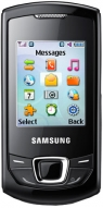 SAMSUNG  E2550 Strong black