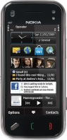 NOKIA  N97 MINI Cherry black navi