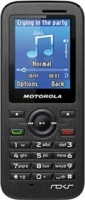 MOTOROLA  WX390 MOTO Dark grey metallic