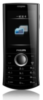 PHILIPS  X503 Black
