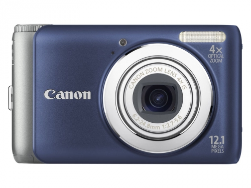 Canon PowerShot A3100is blue