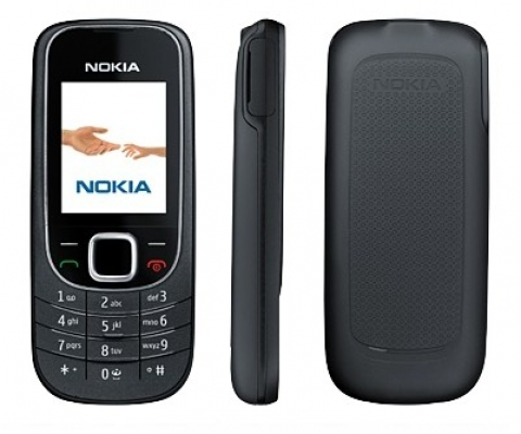 NOKIA  2330-2 Game deep red