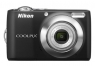 Nikon Coolpix L22 black