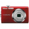 Nikon Coolpix S3000 red