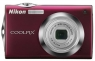 Nikon Coolpix S4000 red