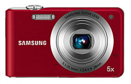 SAMSUNG ES65 red