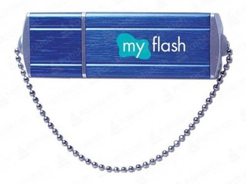 A-Data 4GB MyFlash PD4 Blue