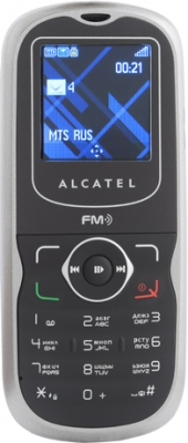 Alcatel OT305 Grey