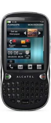 Alcatel OT806 Black