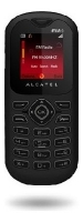 Alcatel OT-208 Black Red
