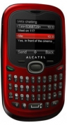 Alcatel OT-255D Cherry Red