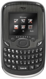 Alcatel OT-355D Carbon